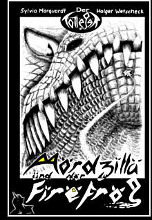 Cover Mordzilla und der Firefrog