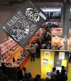 Foto vom Comic-Salon Erlangen 2014