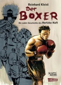 Reinhard Kleist: Der Boxer, Cover