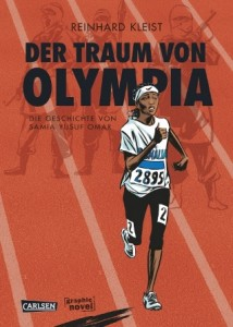 Reinhard Kleist, Der Traum von Olympia - Cover