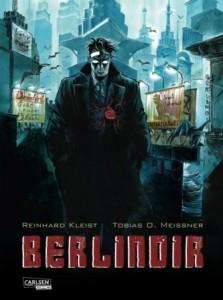 Reinhard Kleist, Tobias O Meißner, Berlinoir Cover