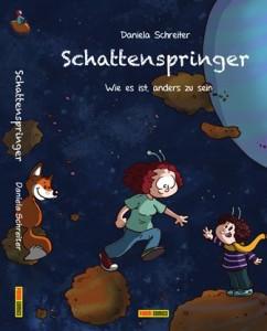 Cover von Daniela Schreiter, Schattenspringer, Panini