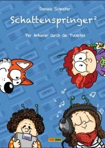 Cover von Daniela Schreiter, Schattenspringer 2, Panini