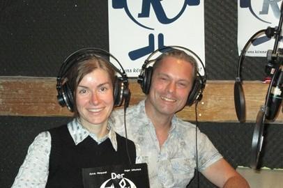 Im Studio von Freies Radio Freudenstadt