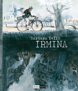 Barbara Yelin, Irmina, Cover