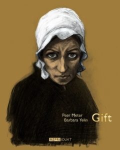 Barbara Yelin, Gift, Cover