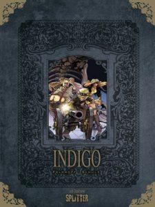 Cover zu Indigo, Gesamtausgabe, Splitter Verlag