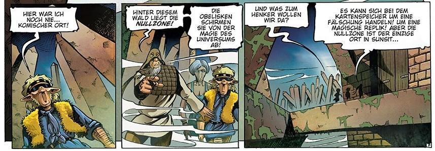 Indigo, Ausschnitt, Splitter Verlag