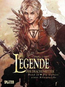 Cover zu Legende der Drachenritter, Band 20
