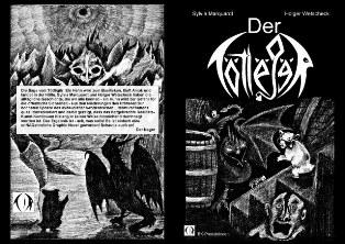 """Umschlagbild """"Der Tötlëgër"""""""
